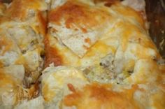 This is one of my favorite casseroles EVER!!!