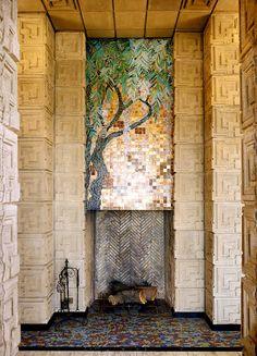 Ennis Brown House - Frank Lloyd Wright