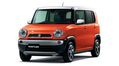 Love this thing! The Suzuki Hustler was the fifth best-selling kei car in October. It's little wonder kei cars are so popular. Look at it.
