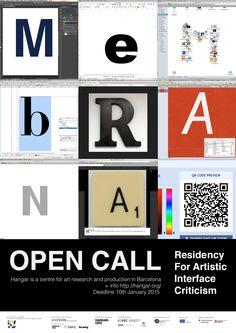 El listado más completo de convocatorias para artistas y gestores de todas las disciplinas (enero-diciembre 2015) | The Art Boulevard