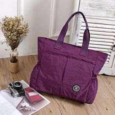 2017 Women Handbag Casual Large Shoulder Bag Fashion Nylon Big Tote Luxury Brand Purple Mummy Diaper Bags Waterproof bolsas    / //  Price: $US $10.52 & FREE Shipping // /    Buy Now >>>https://www.mrtodaydeal.com/products/2017-women-handbag-casual-large-shoulder-bag-fashion-nylon-big-tote-luxury-brand-purple-mummy-diaper-bags-waterproof-bolsas/    #MrTodayDeal.com