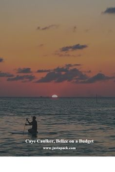 Caye Caulker Belize on an Affordable Budget:  Caye Caulker is a beautiful small island with very limited modes of transportation. The only way around the island is by foot, golf cart, or bicycle. So, if you want to get away from the constant drone of machines and automobiles Caye Caulker is most certainly the place to do so. But can you travel to Caye Caulker, Belize on a budget? Absolutely! by Just a Pack