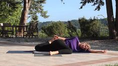 Yin Yoga am Abend ૐ Entspannen, Runterkommen, Faszien dehnen - YOGAMOUR #68