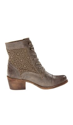 Lace booties bought pair very similar at Town Shoes  ..luv them