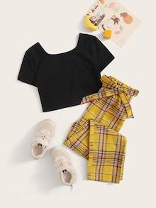 Source by outfits verano Cute Comfy Outfits, Cute Casual Outfits, Cute Girl Outfits, Kids Outfits Girls, Teenager Outfits, Summer Fashion Outfits, Cute Outfits For Kids, Toddler Girl Outfits, Simple Outfits
