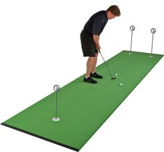 Practice mat Golf Academy, Ping Pong Table