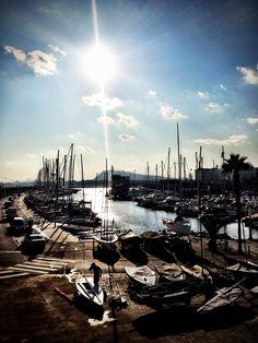 Luces sobre el Mediterráneo