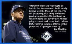 Tampa Bay Rays - Okay Joe!
