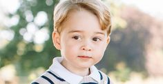Prince George is a spoilt kid according to Wills and Kate