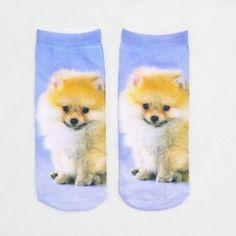 2016 Newest 3D Prints Animal Socks Fashion Tiger Pandon Art Picture Women Socks Colorful Cotton Socks Women