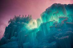 Sam Scholes _ Ice Castles, Midway, Utah