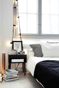 This is a Bedroom Interior Design Ideas. House is a private bedroom and is usually hidden from our guests. However, it is important to her, not only for comfort but also style. Much of our bedroom … Decoration Inspiration, Interior Inspiration, Bedroom Inspiration, Decor Ideas, Beautiful Decoration, Diy Decoration, Interior Ideas, White Bedroom, Dream Bedroom