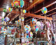 Gourd Hot Air Balloons
