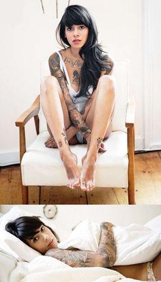 #tattoo #girl