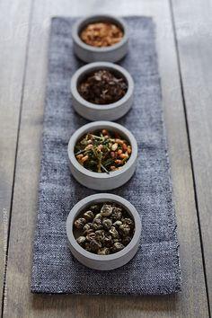 Loose Leaf Teas by Trinette Reed | Stocksy United  //Manbo