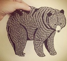25 Amazing Papercut Artists | Design*Sponge
