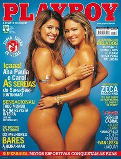 Playboy Especial - Capa: Ana Paula e Carol, As Sereias do SuperSurf! - Super Edição de Verão, Novembro 2006