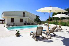 4 Bedrooms, 4 bathrooms at £1,342 per week, holiday rental in Sampieri with 4 reviews on TripAdvisor
