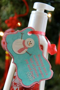 Great volunteer gift idea | http://fairandsquareimports.com/personal-care