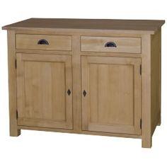 Kücheninsel aus Massivholz, Küchenmöbel im Landhausstil, Küche im ... | {Kücheninsel landhausstil 20}