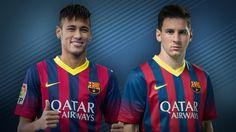 Neymar JR  Messi   Now Ronaldo need Bale