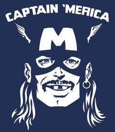 Captain 'Merica!
