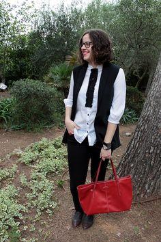 Look 'Tendencia Masculina' http://lookandtxell.com/blog/2015/11/look-tendencia-masculina/