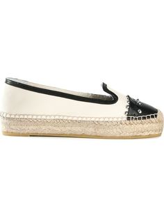 Shop Alexander McQueen studded espadrilles in O' from the world's best independent boutiques at farfetch.com. Over 1500 brands from 300 boutiques in one website.