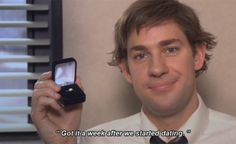 Jim and Pam are my inspiration