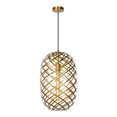 Lucide Wolfram Hanglamp kopen? shop bij fonQ! Or Mat, Modern Interior Design, Pendant Lamp, Chic, Gold, Ceiling Lights, Elegant, Lighting, Home Decor