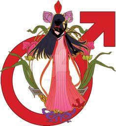 Princess Mars by Kisaragi-Zeet