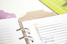 Kreativsüchtig: Planner-Starter #2