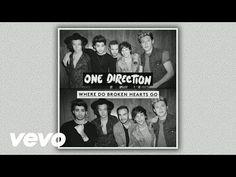 One Direction - Where Do Broken Hearts Go (Audio) - YouTube