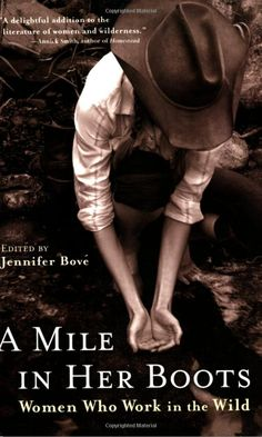 a mile in her boots