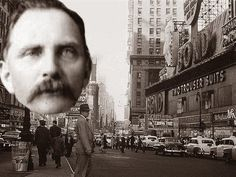 Mystery of the Time Travelling Man: Rudolph Fentz