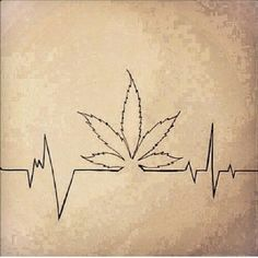 Growing marijuana is easy! We have growing guides for just about every cannabis strain - Both Indoor and Outdoor strains. Marijuana Art, Cute Tattoos, Hand Tattoos, Weed Tattoo, Plant Icon, Project Blue Book, Trippy Drawings, Weed Art, Tattoo Ideas
