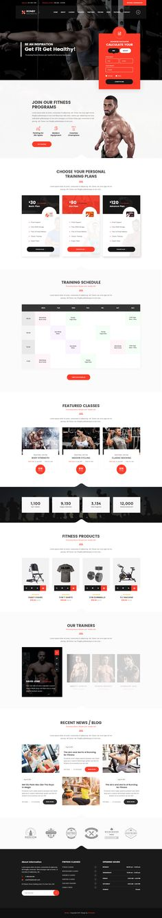 Ronby is a Multi-Purpose PSD template with awesome collection of 6 niches (Business, Medical, Restaurant, Fitness, Construction, Fashion Shop). Every niche is designed accordingly its purpose. And ...