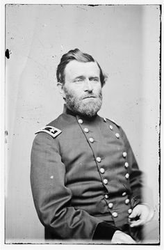 Ulysses S. Grant (USA) | Civil War Academy