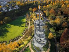 Killesbergturm, Stuttgart, Germany