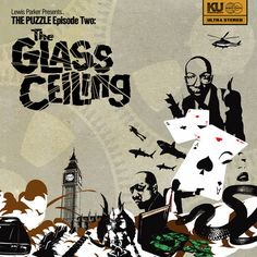 The Puzzle: Episode 2 - The Glass Ceiling cover art