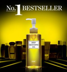 Millions of women worldwide can't go without DHC Deep Cleansing Oil! This is the best.
