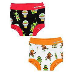 Potty Training Pants With Padded Liner