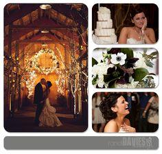via Randi Davies weddings