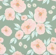 Items similar to Girls Baby Bedding -Changing Pad Cover /Mini Crib Bedding /Fitted Crib Sheet /Pink Floral Nursery /Vintage Baby Bedding Set /Alma Mini Sheet on Etsy Pretty Backgrounds, Aesthetic Backgrounds, Wallpaper Backgrounds, Wallpapers, Phone Backgrounds, Mini Crib Bedding, Baby Girl Bedding, Flower Garden Drawing, Apple Watch Wallpaper