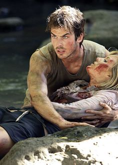Ian Somerhalder played Boone Carlyle in Lost Story Inspiration, Writing Inspiration, Character Inspiration, Story Ideas, The Vampire Diaries, Damon Salvatore, Serie Lost, Boone Carlyle, Lost Tv Show