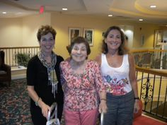 My mom had a wonderful life until she passed away two weeks ago. Read about how she thrived thanks to  superb caregivers - which can be found at my blog.