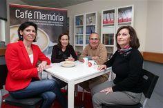 Um café e um bolo contra o bicho papão do Alzheimer
