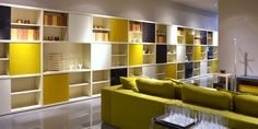 Gallery | Design Initial Closet Shelves, Your Space, Lounges, Modern Furniture, Furniture Design, Buffets, Closets, Bookcase, Cupboard Shelves