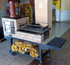 FOGÃO ECONÔMICO GOIANO Grill Oven, Stove Oven, Patio Kitchen, Kitchen Stove, Diy Pizza Oven, Wood Oven, Outdoor Oven, Rocket Stoves, Tiny House On Wheels