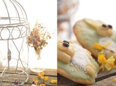 Die wunderhübschen Cookies von Angie sind bestimmt auch ein tolles Mitbringsel